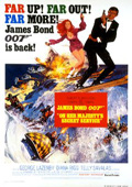On Her Majesty's Secret Service dvd cover
