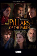 The Pillars of the Earth dvd cover