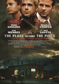 The Place Beyond the Pines dvd cover