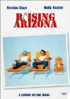 Raising Arizona dvd cover