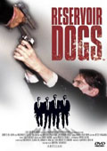 Reservoir Dogs dvd cover