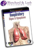 respiratory signs & symptoms dvd cover