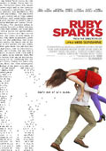 Ruby Sparks dvd cover