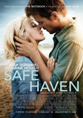 Safe Haven dvd cover