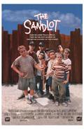 The Sandlot dvd cover