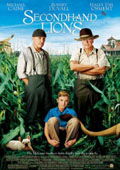 Secondhand Lions dvd cover