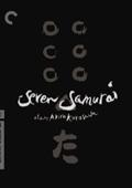 Seven Samurai dvd cover