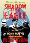 The Shadow of the Eagle dvd cover
