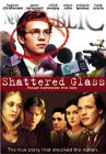 Shattered Glass dvd cover