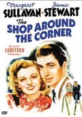 The Shop Around the Corner dvd cover