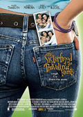 The Sisterhood of the Traveling Pants dvd cover
