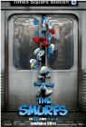 The Smurfs dvd cover
