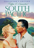 South Pacific dvd cover