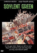 Soylent Green dvd cover