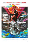 The Spy Who Loved Me dvd cover