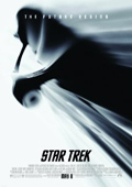Star Trek (2009) dvd cover