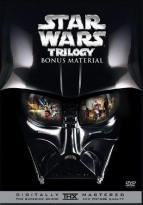 Star Wars: Bonus Material dvd cover