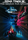 Star Trek III: The Search for Spock dvd cover