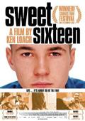 Sweet Sixteen dvd cover