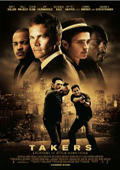 Takers dvd cover