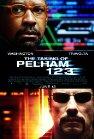 The Taking of Pelham 123 dvd cover