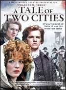 A Tale of Two Cities dvd cover
