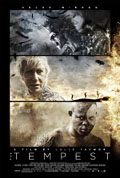 The Tempest (2011) dvd cover