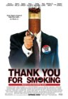 Thank You for Smoking dvd cover