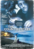 The Counterfeiters dvd cover