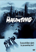 The Haunting (1963) dvd cover