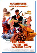 The Man with the Golden Gun dvd cover