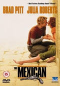 The Mexican dvd cover
