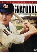 The Natural dvd cover
