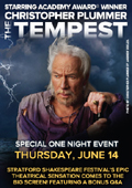 The Tempest (2010) dvd cover