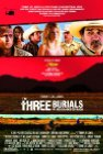 Three Burials of Melquiades Estrada dvd cover