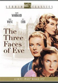 The Three Faces of Eve dvd cover