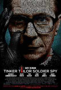 Tinker Tailor Soldier Spy dvd cover