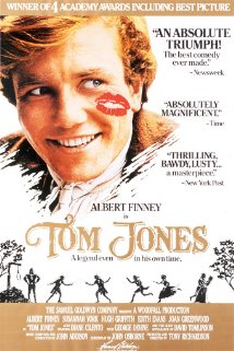 Tom Jones dvd cover