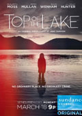 Top of the Lake dvd cover