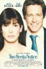 Two Weeks Notice dvd cover