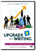 upgrade your writing dvd cover