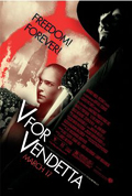 V for Vendetta dvd cover