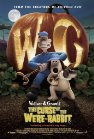 Wallace and Gromit: The Curse of the Were-Rabbit dvd cover
