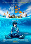 The Way Way Back dvd cover