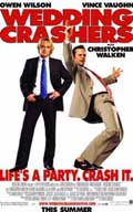 Wedding Crashers dvd cover