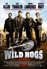 Wild Hogs dvd cover