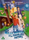 Willy Wonka & the Chocolate Factory dvd cover