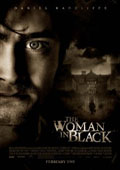 The Woman in Black dvd cover