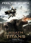 Wrath of the Titans dvd cover