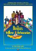 Yellow Submarine dvd cover